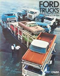 1969 Ford Motor Co Ad - Full Line Of Ford Trucks Loaded Onto Truck ... 1967 To 1969 Ford F100 For Sale On Classiccarscom Wiring Diagram Daigram Classic Trucks 0611clt Pickup Truck Rabbits Images Of Big Old Spacehero N C Series 500 550 600 700 750 850 950 Sales F250 Highboy 4x4 Crew Cab Club Forum Receives A New Fe Stroker Fordtrucks Directory Index Trucks1969 Astra Blue Bronco Torino Talladega Pinterest Interior Fseries Dream Build Review Amazing Pictures And Look At The Car