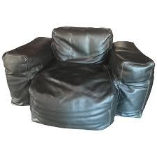 Jasper Morrison Cappellini Superoblong Leather Bean Bag Lounge Chair