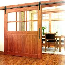 30 Sliding Barn Door Designs And Ideas For The Home Dining Room Doors