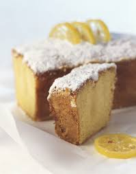 zitronen krusten cake