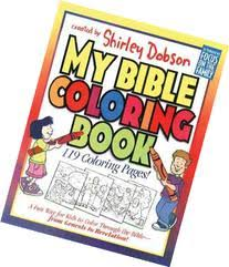 My Bible Coloring Book A Fun Way For Kids To Color Through