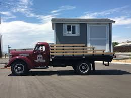 Tuff Shed Premier Pro Weekender Ranch by Not Your Average Shed Or Delivery Truck This 1947 International