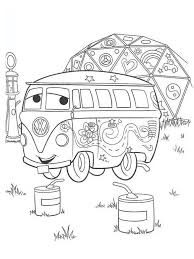 12 Free Printable Disney Cars Coloring Pages