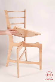 Ez Hang Chairs Assembly by One Plus One Chair Assembly Under 60 Seconds No Screws No Glue
