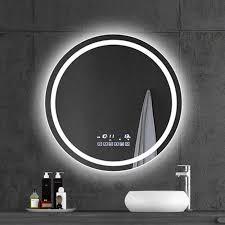 make up spiegel licht 110v 220v led band anti fog