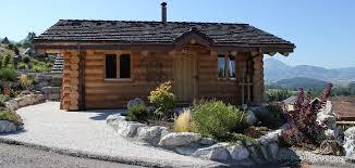 chalet en rondin en kit alibert sàrl construction diverses en bois rond fuste ou rondin