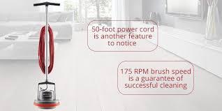 Oreck Floor Buffer Ebay by 5 Best Floor Polishers Reviews Of 2017 Bestadvisor Com