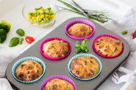 gemüsemuffins herzhaft und gesund lieblingszwei foodblog