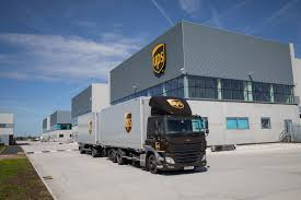 UPS Opens $162mn Flagship 'London Hub', Strengthening Cross-border ...