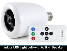best bluetooth light bulb and speaker controlled by iphone android