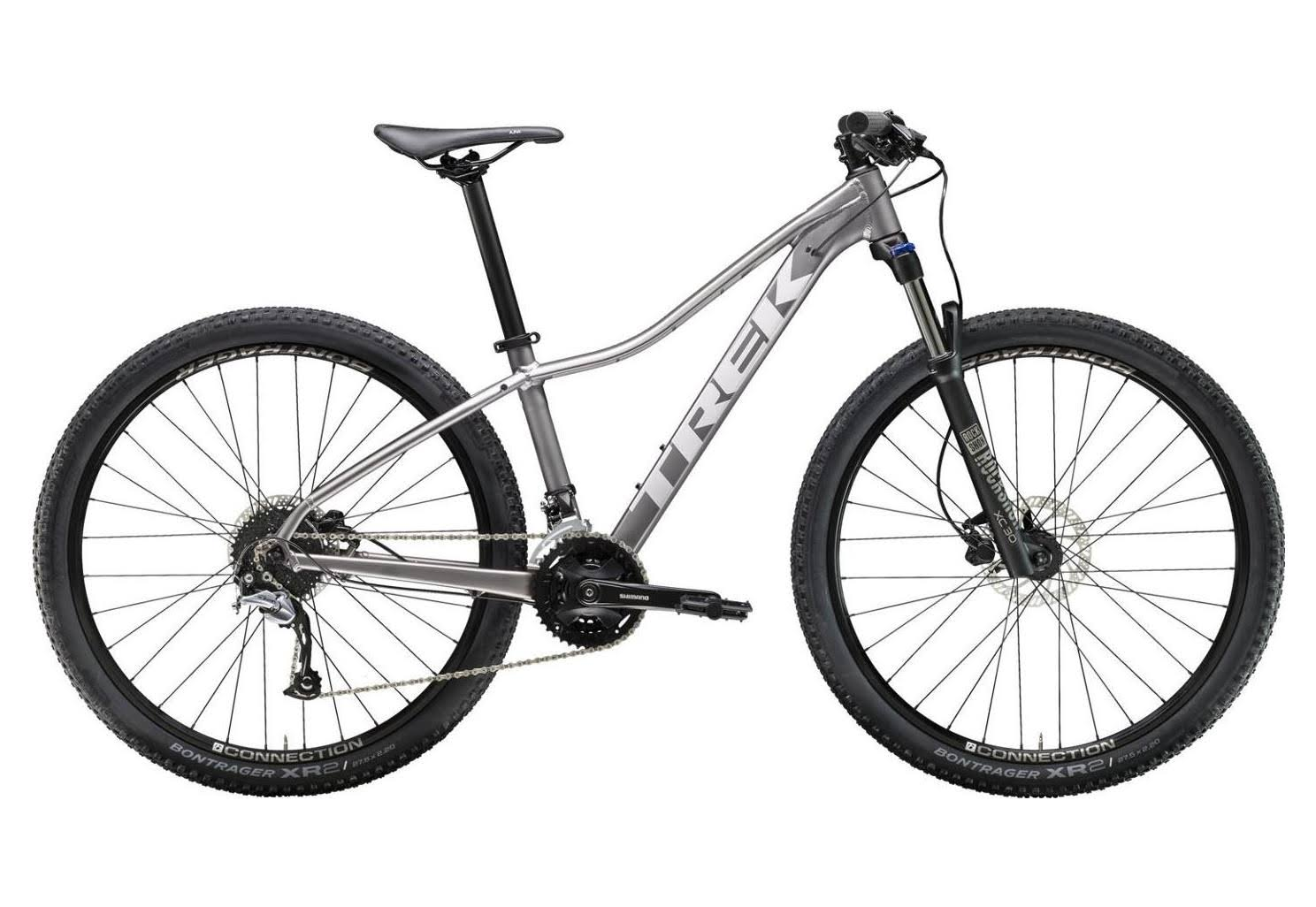 Trek Marlin 7 Women's Mountain Bike, 2019 Matte Metallic Gunmetal