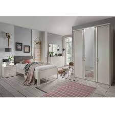 komplett schlafzimmer ronis mit einzelbett in komforthöhe 5 teilig