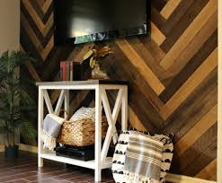 How To Install A DIY Herringbone Barn Wood Wall Rustic Ranch Style House Living Room Design With High Ceiling Wood Diy Reclaimed Barn Accent Wall Brown Natural Mixed Width How To Fake A Plank Let It Tell A Story In Your Home 15 And Pallet Fireplace Surrounds Renovate Your Interior Home Design With Best Modern Barn Wood 25 Awesome Bedrooms Walls Chicago Community Gallery Talie Jane Interiors What To Know About Using Decorations Interior Door Ideas Photos Architectural Digest Smart Paneling 3d Gray