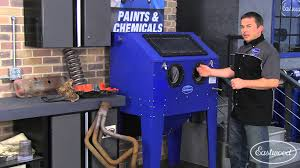 blast cabinet abrasive blasting tips from eastwood plus a