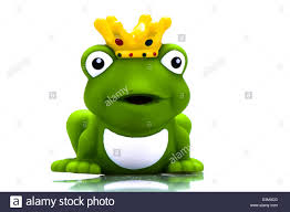 100 King Of The Frogs Symbol Cutout Frog King Stock Photo 53921520 Alamy