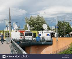 Television Production Truck Stock Photos & Television Production ...
