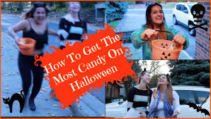 Bad Halloween Candy List by How To Get The Most Candy On Halloween Youtube