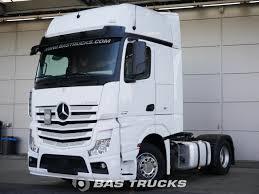 100 Mercedes 6 Wheel Truck Actros 1845 LS Tractorhead Euro Norm 34800 BAS S