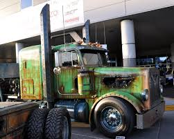 100 Rat Rod Semi Truck The Welder Up Crew Brought A Newish Semi To SEMA Cool I Love Their