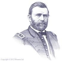 Picture Of President Ulysses Simpson Grant