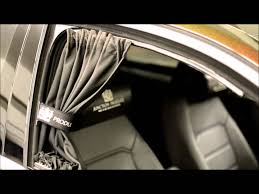 Junction Produce Window Curtains by 2012 Slammed Passat Youtube