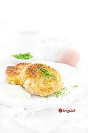 eierfrikadellen rezept vegetarische hausmannskost