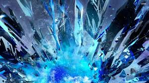 100 Cool Blue Design And Green Crystal Background Wallpapers Browse