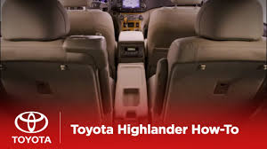 2010 Highlander Hybrid How-To: Folding Rear Seat | Toyota Directors Chair Old Man Emu Amazoncom Coverking Rear 6040 Split Folding Custom Fit Car Trash Can Garbage Bin Bag Holder Rubbish Organizer For Hyundai Tucson Creta Toyota Subaru Volkswagen Acces Us 4272 11 Offfor Wish 2003 2004 2006 2008 2009 Abs Chrome Plated Light Lamp Cover Trim Tail Cover2pcsin Shell From Automobiles Image Result For Sprinter Van Folding Jumpseat Sale Details About Universal Forklift Seat Seatbelt Included Fits Komatsu Citroen Nemo Fiat Fiorino And Peugeot Bipper Jdm Estima Acr50 Aeras Console Box Auto Accsories Transparent Background Png Cliparts Free Download