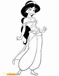 Aladdin Coloring Pages Jasmine With 2 Wkwedding Co Ribsvigyapan New