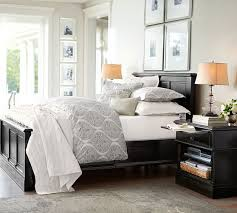Pottery Barn Master Bedroom by Love These Frames W Oversized Mats Over The Bed Lee Gallery