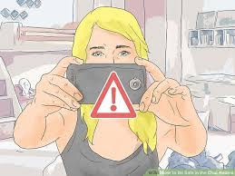 Image Titled Be Safe In The Chat Rooms Step 5