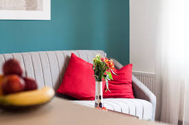 Grey Yellow And Turquoise Living Room by Red Teal Yellow Living Room Centerfieldbar Com