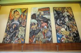 David Alfaro Siqueiros Murales Importantes by Murales De Bellas Artes Serán Sometidos A Trabajos De Conservación
