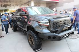 Top 5 Trucks Of The 2017 SEMA Show | Off-Road.com Blog Interco Tire Best Rated In Light Truck Suv Allterrain Mudterrain Tires Mud And Offroad Retread Extreme Grappler Top 5 Mods For Diesels 14 Off Road All Terrain For Your Car Or 2018 Wedding Ring Set Rings Tread How Choose Trucks Of The 2017 Sema Show Offroadcom Blog Get Dark Rims With Chevy Midnight Editions Rockstar Hitch Mounted Flaps Fit Commercial Semi Bus Firestone Tbr Mega Chassis Template Harley Designs