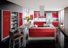 Fascinating Red Kitchen Ideas Decor Spelonca