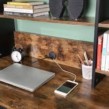 nancy schreibtisch mit schrank computer schreibtisch mit schublade und schrank büro wohnzimmer halle büros 120 x 60 x 153 cm