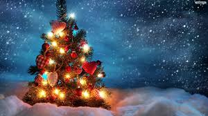 Prelit Christmas Tree That Lifts Itself by Cute Christmas Tree Wallpaper Jpg 1920 1080 Fond Pinterest