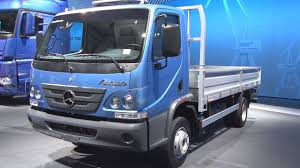 100 Light Duty Truck Weststar Breaks Into The Lightduty Truck Segment With MercedesBenz