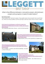 99 Houses For Refurbishment What Is The Difference Between A Renovation Project