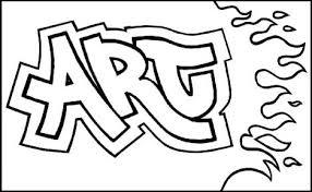 Graffiti Things To Draw