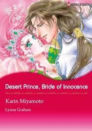 Manga Review Desert Prince Bride Of Innocence By Miyamoto And Graham