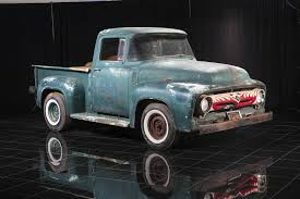 "Ed ""Big Daddy"" Roth's 1956 Ford F-100 Pickup Found After 50 Years In ... 1956 Ford F100 Panel Hot Rod Network Classic Cars For Sale Michigan Muscle Old Ford F800 Alto Ga 977261 Cmialucktradercom Pickup Allsteel Truck Sale Hrodhotline 2door Pickup Big Back Window Original V8 Fordomatic Big Window Truck Project 53545556 Rides Pinterest Trucks And Trucks Coe Accsories 4clt01o1956fordf100piuptruckcustomfrontbumper"