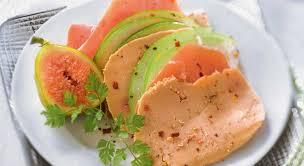 cuisiner un foie gras cru du carpaccio de foie gras au jambon et aux pommes