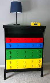 Tool Box Dresser Diy by How To Build A Lego Themed Dresser Diy Projects For Everyone