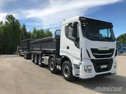 100 Iveco Trucks Usa Used XWay 340S57 10x4 Dump Year 2018 Price 337858