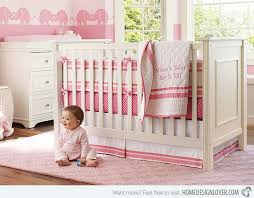15 pink nursery room design ideas for baby home