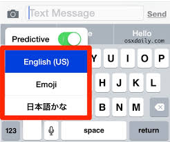 How to Change the Keyboard Language on iPhone & iPad Quickly