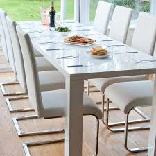 Modern Dining Room Sets Canada by White Modern Dining Table U2013 Ufc200live Co