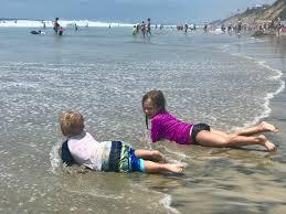 Moonlight Beach Encinitas California Moonlight State Beach Has