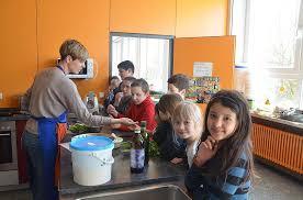 coburger kinder entdecken die pastinake